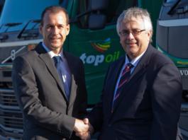 top oil portway trailers ltd announce partnership