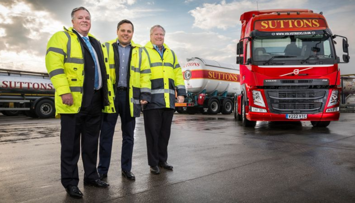 Suttons Group Tanker Division Boosts Fleet