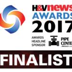 Vent-Axia H&V News Awards Finalists 2017