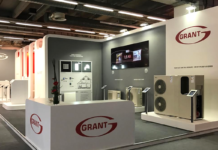 Grant makes successful debut at ISH 2017