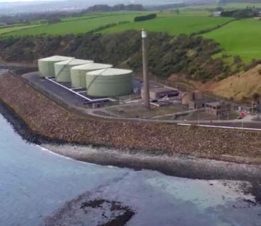 LLC Group Buys Belfast Oil Terminal