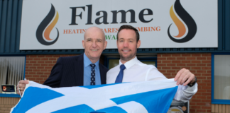 Flame Heating Embarks On Scotland Recruitment Drive
