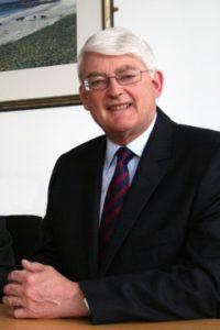 New Chairman at Turnbull & Scott
