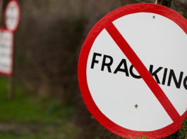 Dáil Bill Banning Fracking In Ireland