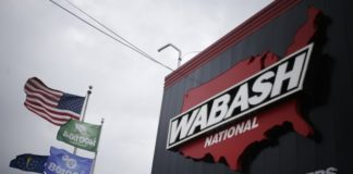 Wabash National Receives ISO In Environmental Management