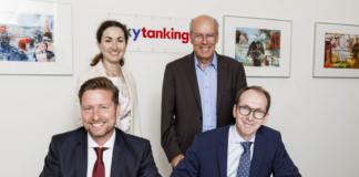 Skytanking Expands in Germany