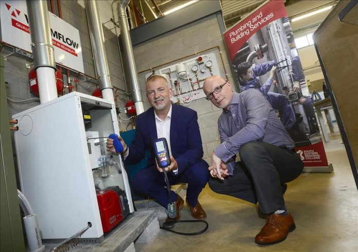 Warmflow Donates Top Energy Efficient Equipment to SERC