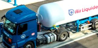 Cenex Announces Trial Of Natural Gas-Fuelled Lorries