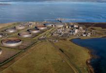 Flotta Oil Terminal Celebrates It's 40th Year