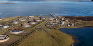Flotta Oil Terminal Celebrates It's 40th Year