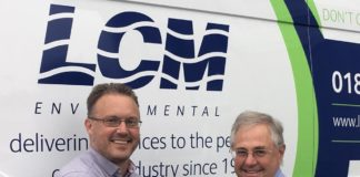 LCM Environmental Welcomes Head of Operations