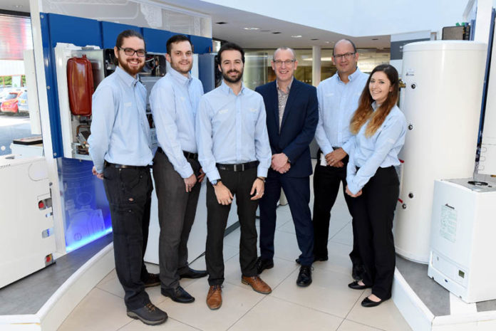Worcester Appoints New Controls & Connectivity Team