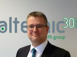 Altecnic Appoints New Specification Manager