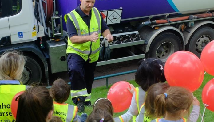 Certas Energy supports National Lorry Week