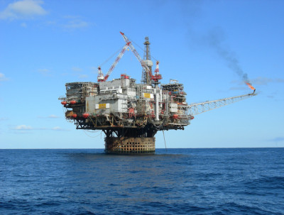 Explosive Device Found At Near North Sea Platform