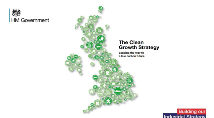 BEIS Releases Much Anticipated 'Clean Growth Strategy'