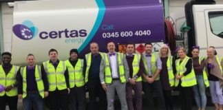 Certas Energy Launches Fuel Brand In The South-East