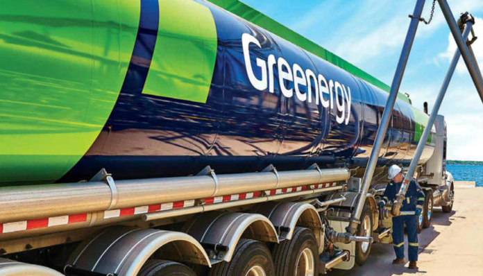 Greenergy Acquire Inver Energy, Ireland and CAN-OP