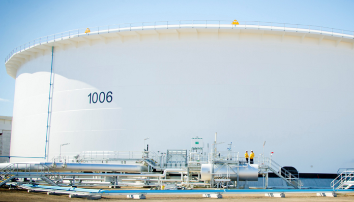Viva Energy opens Australia's largest crude oil tank at the Geelong Refinery
