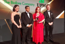 UPM Biofuels wins the Bioenergy Industry Leadership