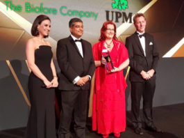 UPM Biofuels wins the Bioenergy Industry Leadership